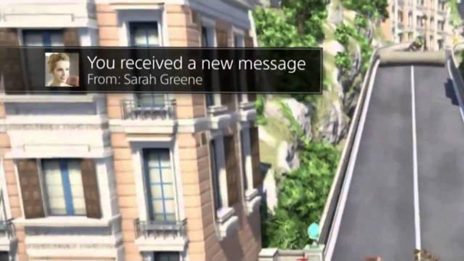 Así funciona la PS4: menú, botón de compartir y chats en acción