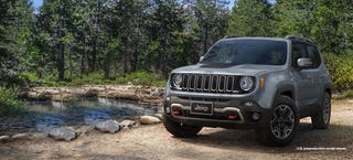 will the 2015 jeep renegade be any good off road. Black Bedroom Furniture Sets. Home Design Ideas