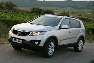 Illustration for article titled 2011 Kia Sportage Impossible To Differntiate From Sorento