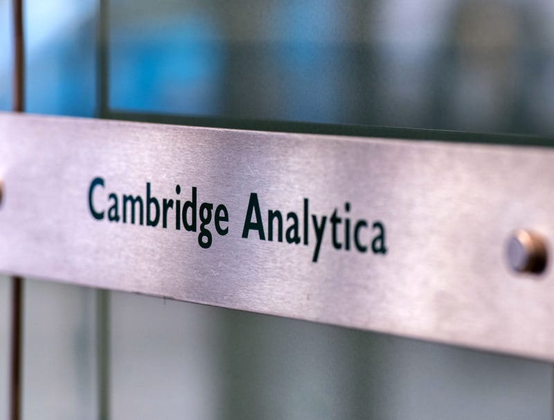 Illustration for article titled Cambridge Analytica Offers 75% Off All Facebook User Data For Blowout Closing Sale