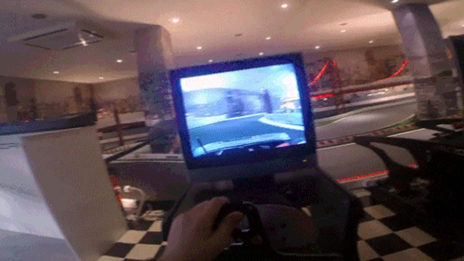 is this the most realistic racing simulator ever made. Black Bedroom Furniture Sets. Home Design Ideas