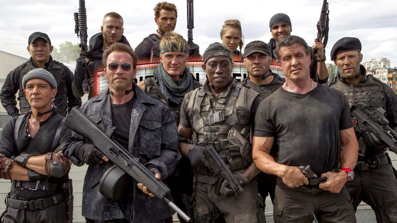 Illustration for article titled The Expendables 3: An Actor-By-Actor Breakdown