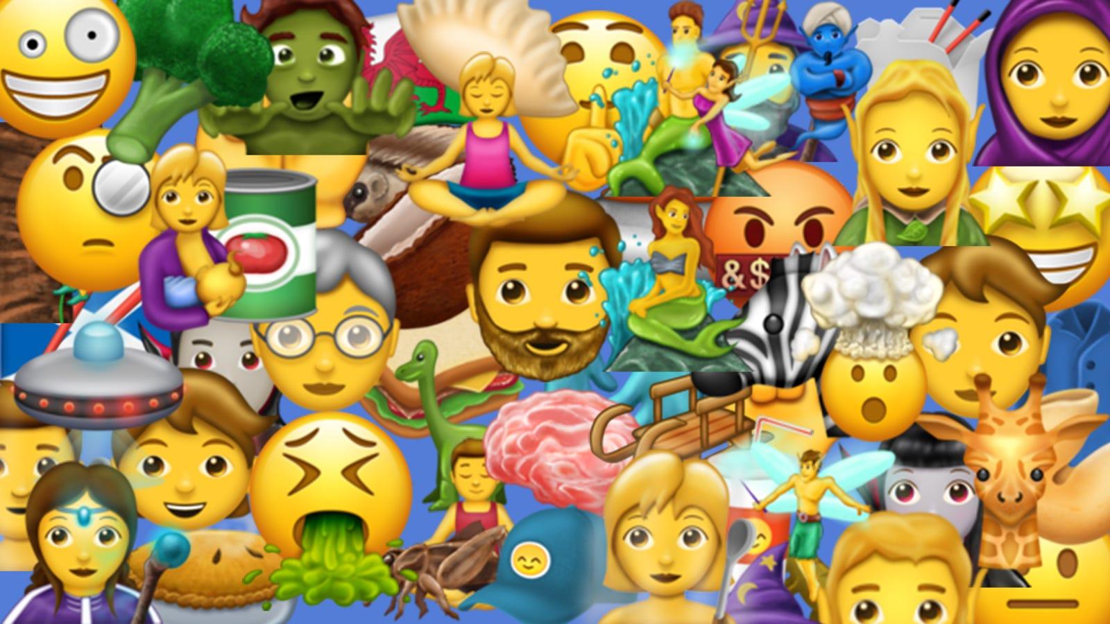 The 69 New Emoji Candidates, Ranked