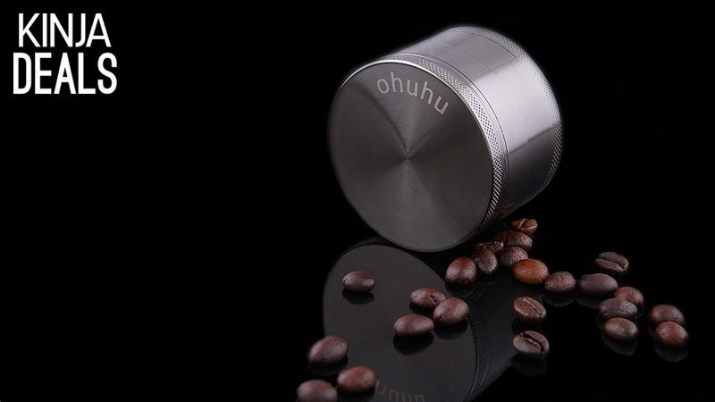 Illustration for article titled Pick Up a Highly Rated Spice & Herb Grinder For $10