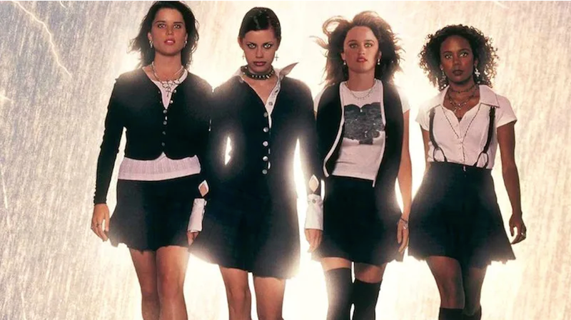Illustration for article titled A Remake of The Craft Will Be Spawned