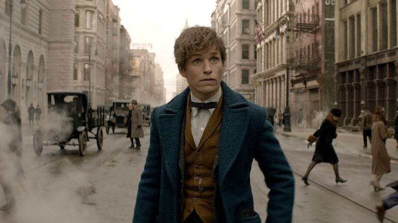 Illustration for article titled J.K. Rowling says the Fantastic Beasts movies will span 2 decades