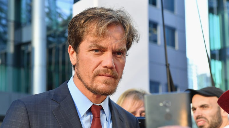 Illustration for article titled Michael Shannon might sign on to glower at people in Rian Johnson's new murder mystery