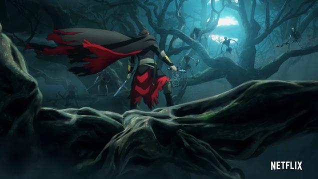 Castlevania s Final Season Trailer Teases an All-Out Supernatural War