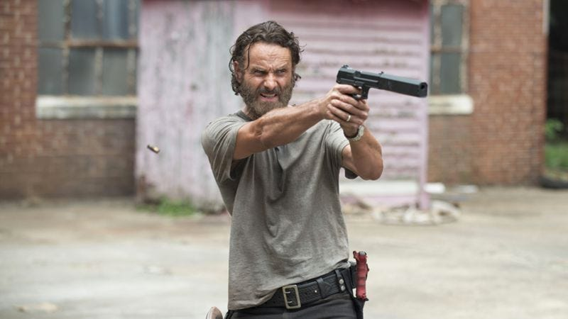 Illustration for article titled The Walking Dead season finale will be 90 minutes long