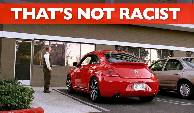 Illustration for article titled Only White Media People Seem To Think VW's Super Bowl Ad Is Racist
