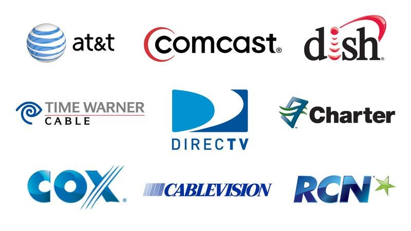Nation's Cable Companies Announce They're Just Going To Take