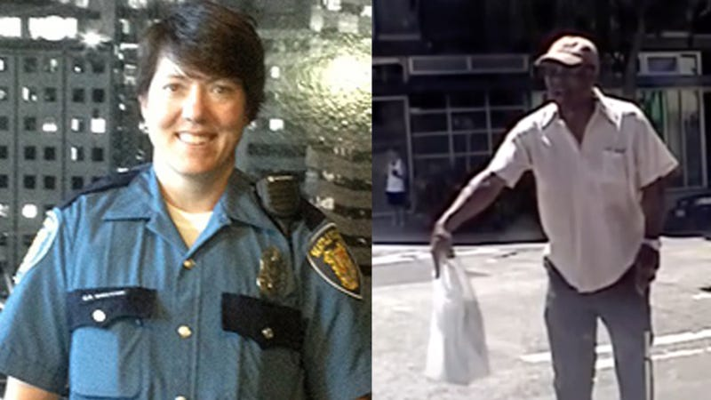 Cynthia Whitlatch (Seattle Police Department); William Wingate (Seattle Police Department)