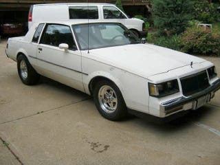 "Illustration for article titled At $12,995, Could This ""Scary Fast"" 1986 Buick Regal Scare Up A Deal?"