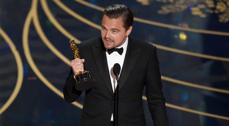 Illustration for article titled Los mejores (y peores) momentos de la gala de los Premios Oscar 2016