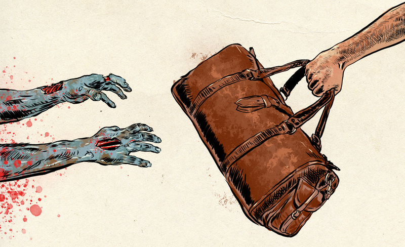 Illustration for article titled How To Survive The Zombie Apocalypse (And Other Disasters)