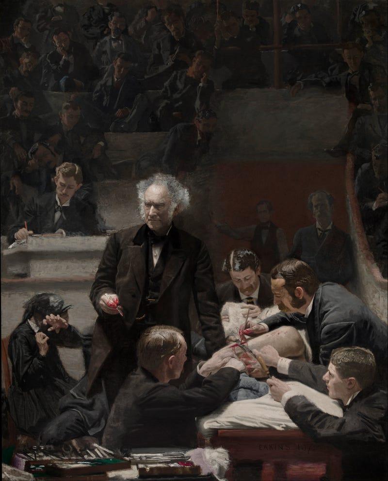 The Butchering Art: medicina victoriana, desde los delantales con ...