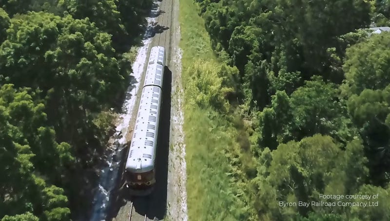 This Delightful Solar-Powered Train Is The Pinnacle Of Transportation