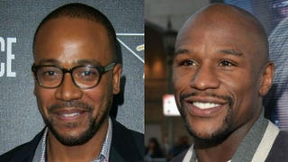 Columbus Short; Floyd MayweatherValerie Macon/Getty Images; Alberto E. Rodriguez/Getty Images