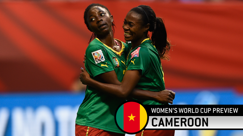 Illustration for article titled Cameroon, The Cinderellas Of The Last World Cup, Are Back For Another Dance