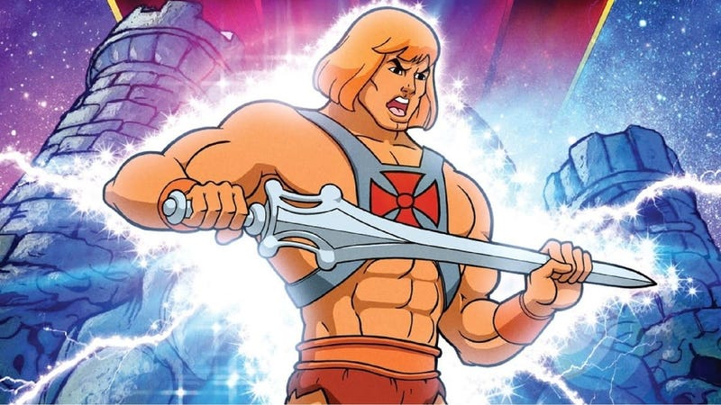 Image result for he-man