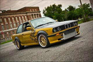 Illustration for article titled For $29,999, This E30 is a 325ISkyline