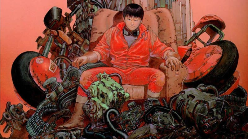 Illustration for article titled The 2020 Tokyo Olympics Were Predicted 30 Years Ago by Akira