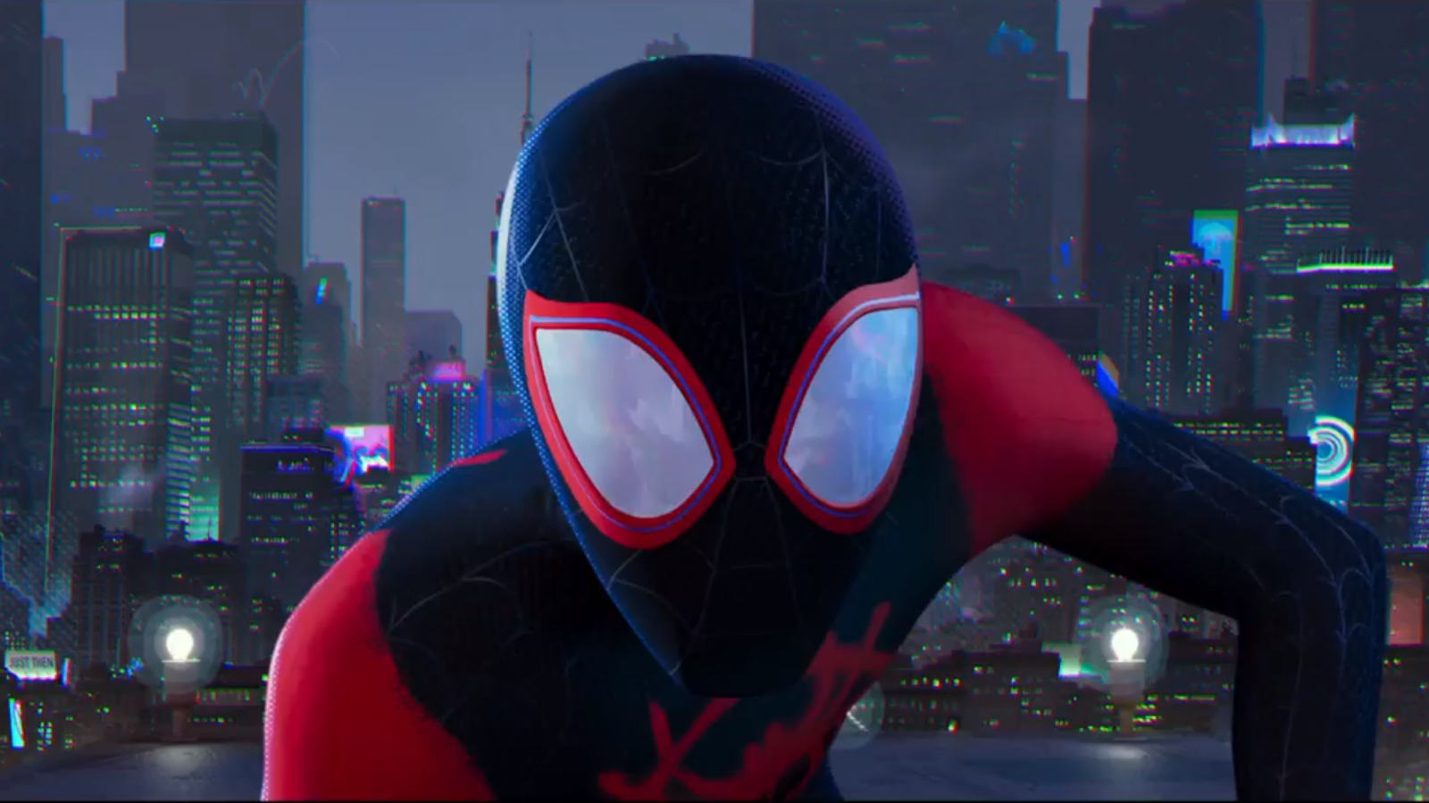 Meet The Big-Screen Miles Morales in First Trailer for Spider-Man: Into the Spider-Verse