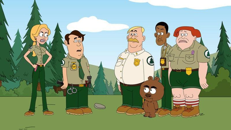Tosh o brickleberry
