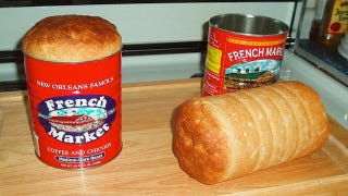 Illustration for article titled Bake Bread in a Coffee Can for Perfectly Round, Evenly Baked Loaves with Little Crust