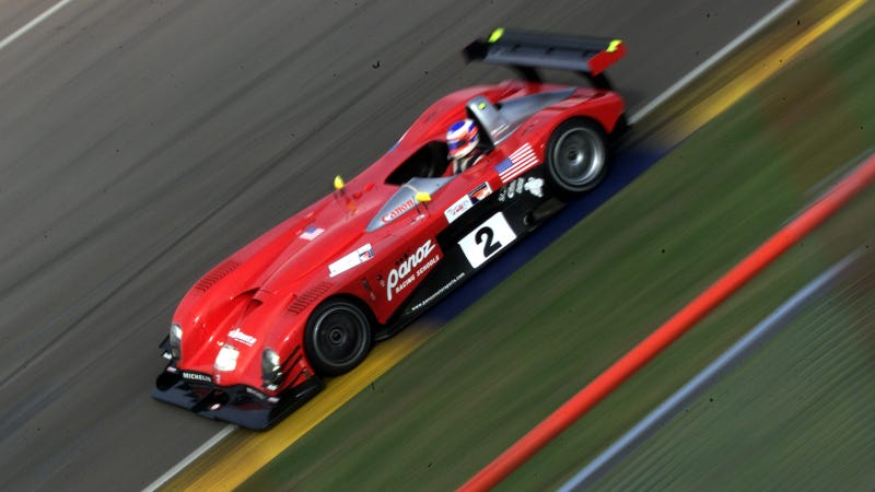 Why A Front Mid Engined Le Mans Prototype Is A Freak Of Nature