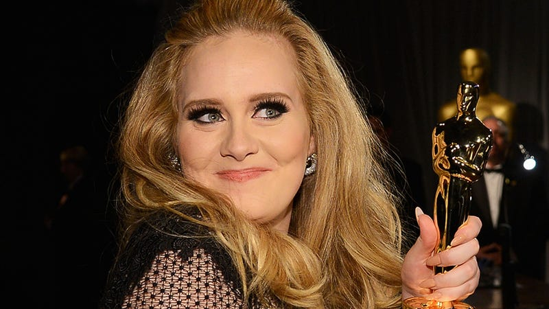 Illustration for article titled Adele Says Fanks But No Fanks to Seven-Figure Memoir Paycheck