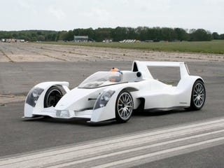 Illustration for article titled Caparo T1 Breaks The 1,000 HP Per Ton Barrier, to Debut at Goodwood