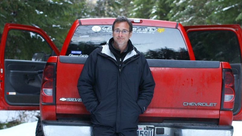 Photo of Bob Saget Chevrolet Silverado - car