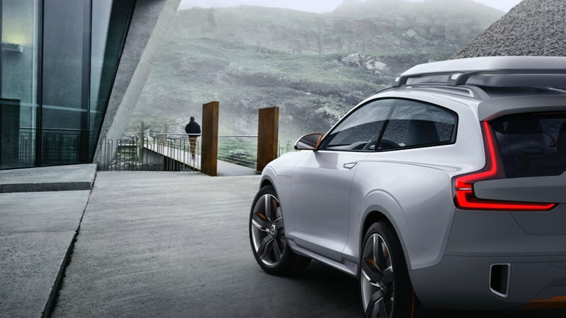 Illustration for article titled The Volvo Concept XC Coupe Is The Beginning Of A Swedish Renaissance