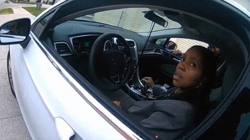 Florida's First Black State Attorney Pulled Over By Two Cops