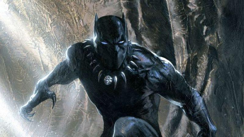 Illustration for article titled Marvel hires Marvel guy to write Black Panther movie