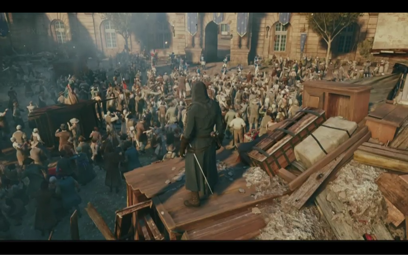 Illustration for article titled Assassin's Creed Unity Is Next-Gen Only, Will Have 4-Player Co-Op