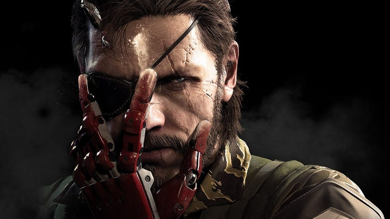 Illustration for article titled Check Metal Gear Solid V On Your Birthday For A Cool Surprise