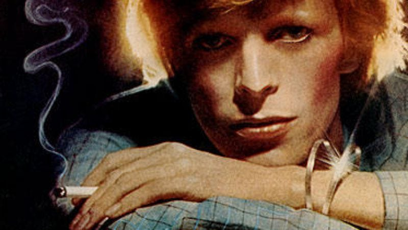 """With """"Young Americans,"""" David Bowie delivered a soulful"""