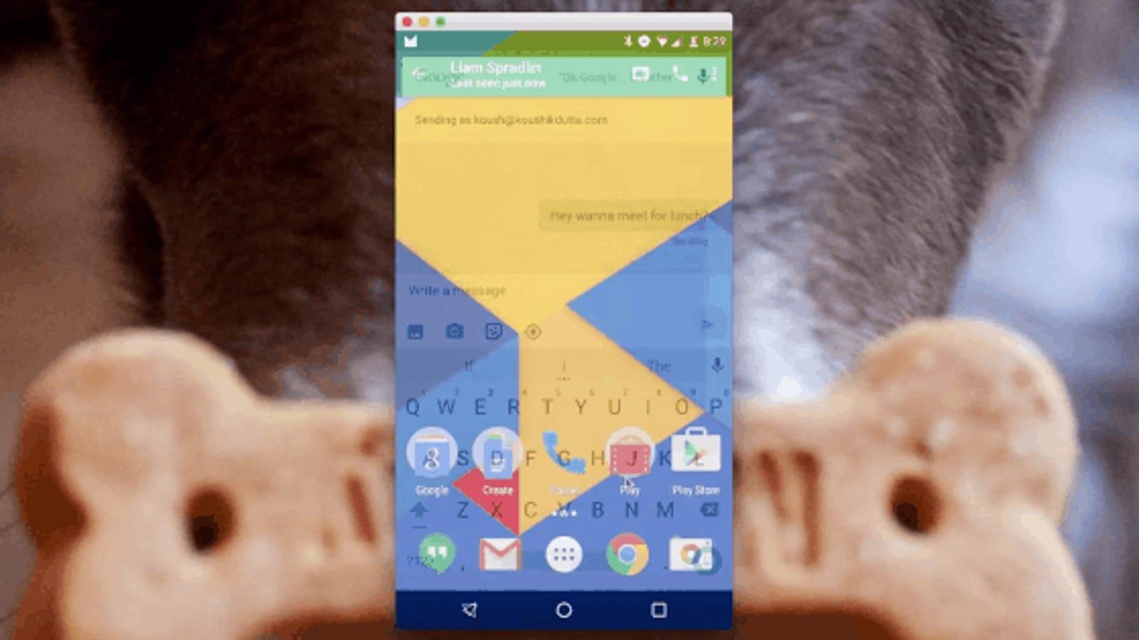 Con esta app podrás controlar por completo tu Android desde el escritorio