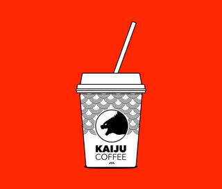 Illustration for article titled Kaiju Coffee