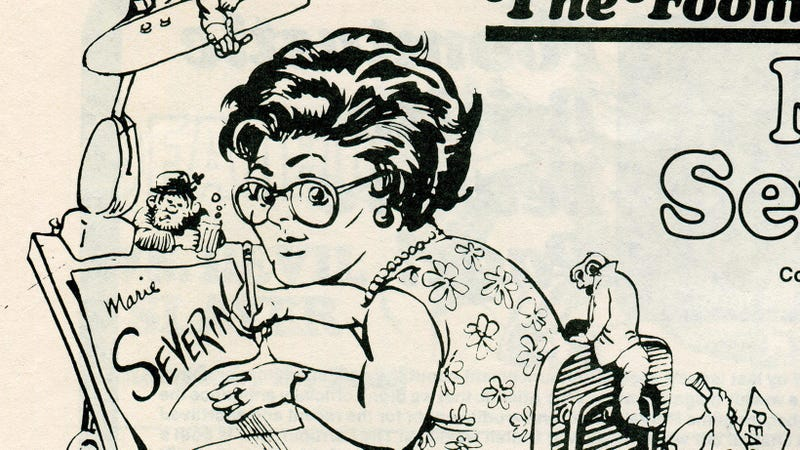 Illustration for article titled R.I.P. Marie Severin, frequently unsung Marvel Comics legend