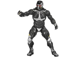 Illustration for article titled Crysis 2 Figure Defeats Aliens With His Barrel Chest