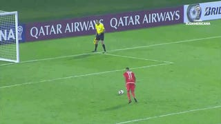 This Penalty Kick Is So Bad That The Player Who Took It Was Immediately Cut