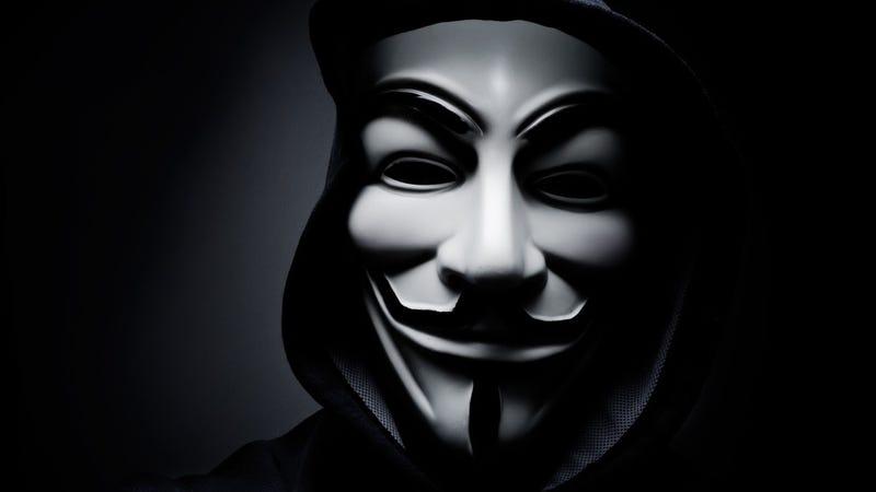 Illustration for article titled Anonymous filtra datos privados de 5.400 policías en protesta por el juicio contra su cúpula