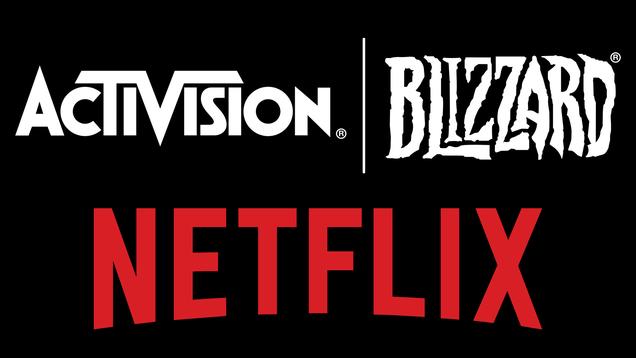 Activision Blizzard Suing Netflix Over Poached Exec