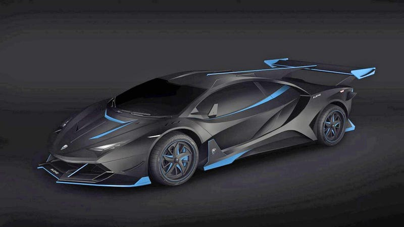 The Alieno Arcanum Is A 5,221-HP Hypercar That Is Definitely