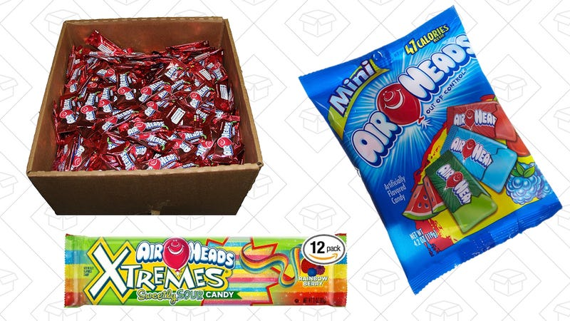 35% off select Airheads