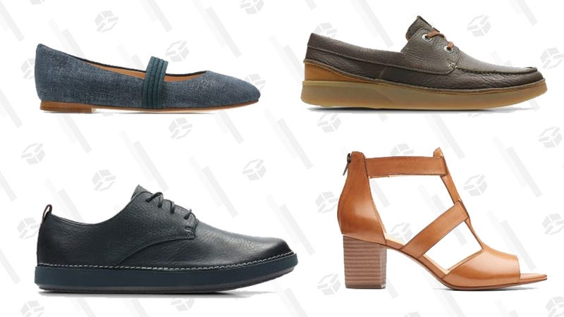 30% Off Orders of $130 Or More | Clarks | Promo code TAKE30