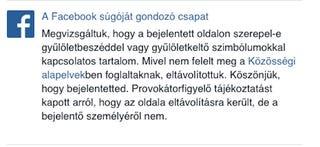 Illustration for article titled Ezt válaszolta a Facebook a Fidelitast feljelentő Cink-olvasónak
